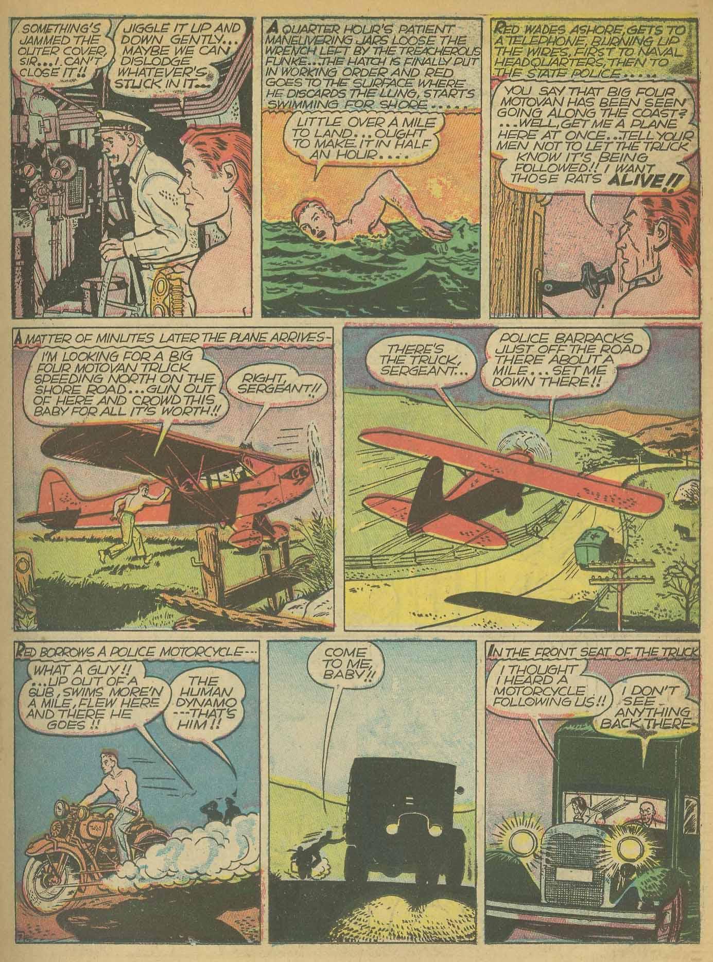 Read online All-American Comics (1939) comic -  Issue #8 - 17