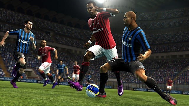 Pro Evolution Soccer 2013 (PES 13) PC Download Full Version Gameplay