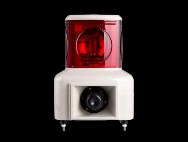 Jual Lampu Sinyal Autonics Menics 1 Lampu MSGS-120-R 220V - Merah