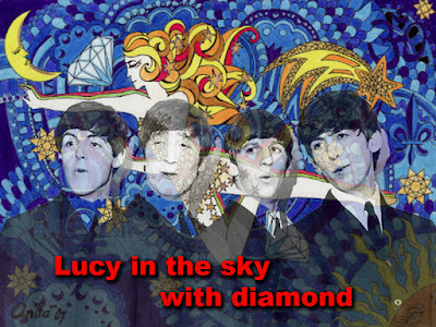 Lucy in the sky with diamond Beatles