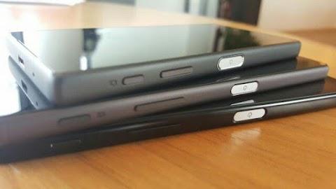 Xperia Z5 , Xperia Z5 Premium e Xperia Z5 Compact