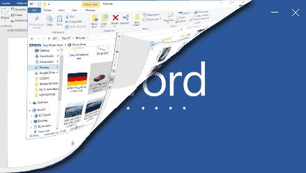 memasukkan file gambar ke halaman word