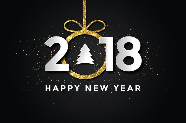 كلمات وصور تهنئه بالعام الجديد 2018