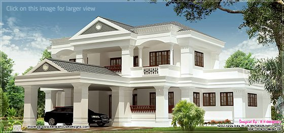 3100 sq-ft villa