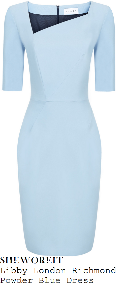 holly-willoughby-libby-london-richmond-pale-powder-blue-pencil-dress