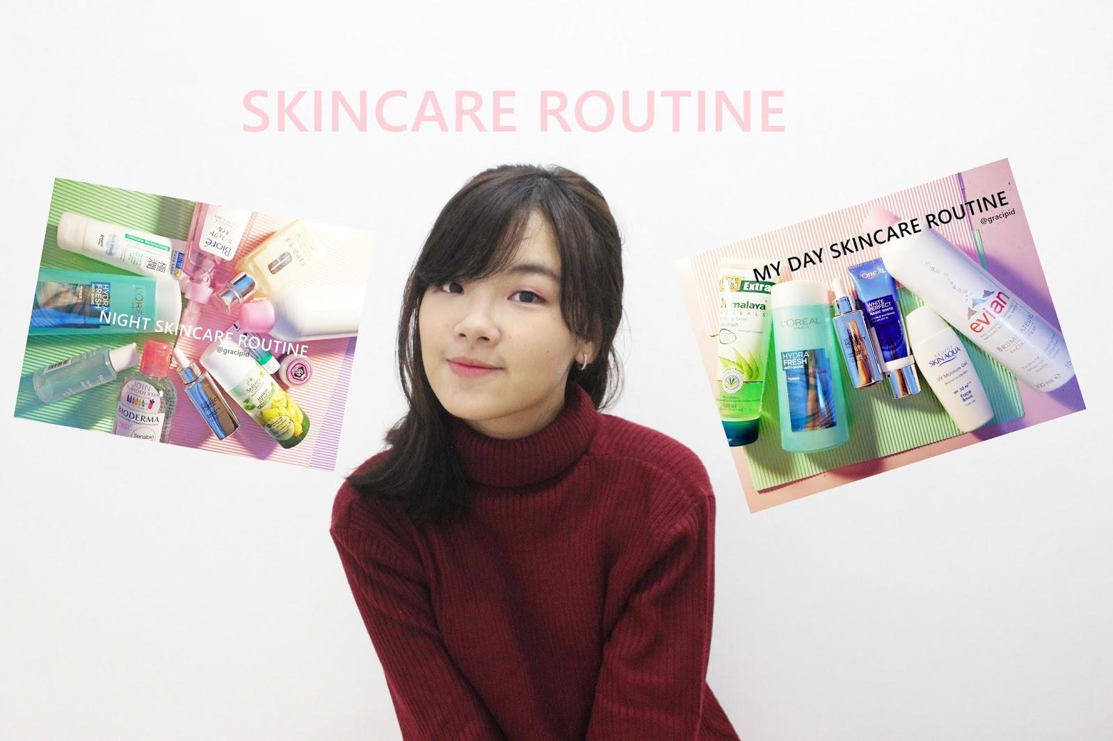 Skincare routine indonesia untuk kulit berjerawat