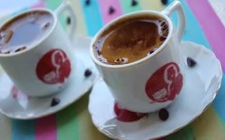 Cikolatali Turk Kahvesi