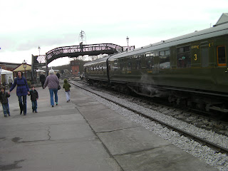 bluebell railway station