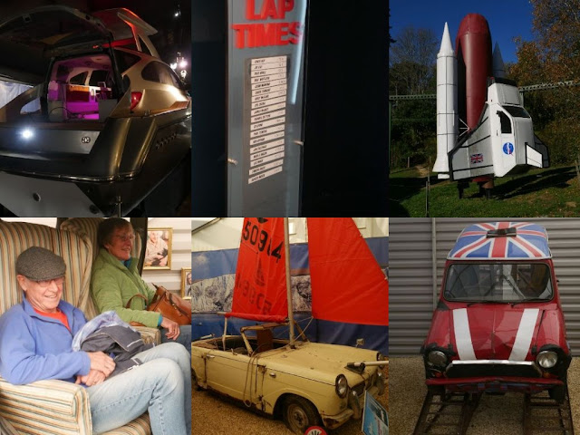 Top Gear Beaulieu Motor Museum