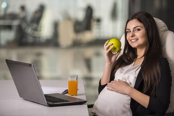 makan sihat semasa mengandung