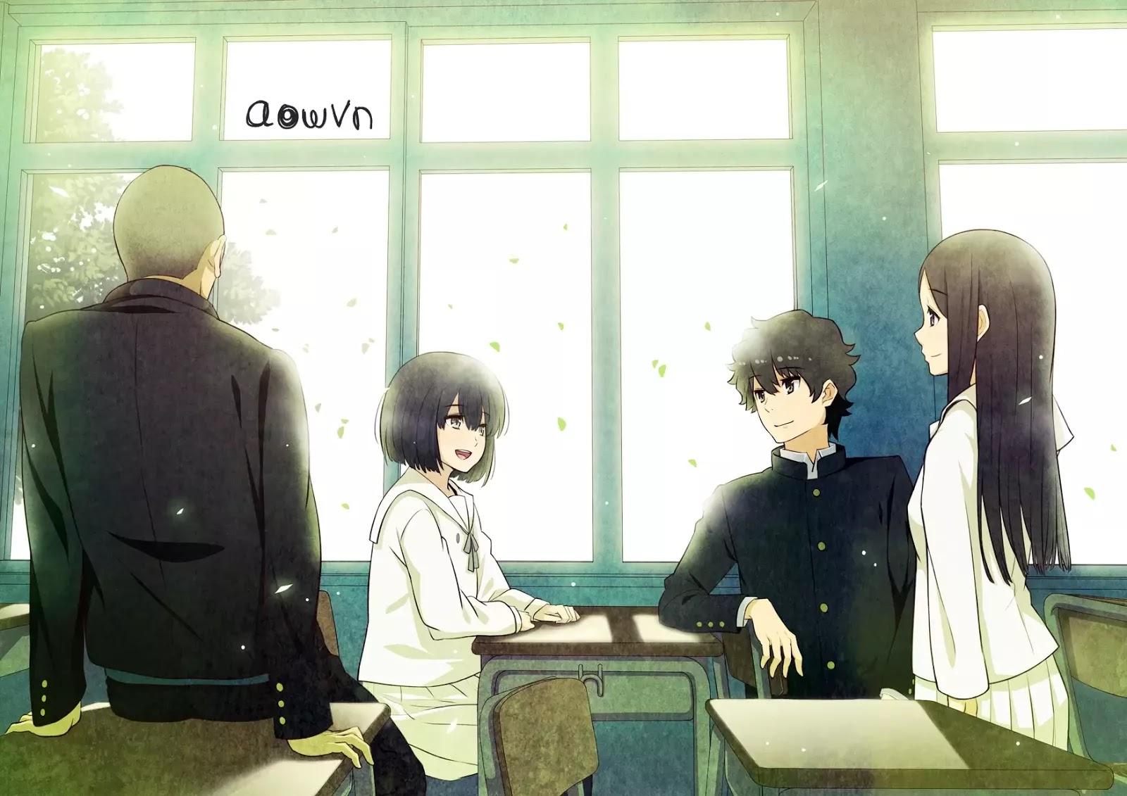 Kokoro.ga.Sakebitagatterunda aowvn2 - [ HD ] Kokoro ga Sakebitagatterunda | Anime Vietsub Online - Tình Cảm Học Đường Hay