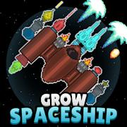 Grow Spaceship VIP - Galaxy Battle - VER. 5.5.7 Unlimited (Coin - Gems) MOD APK