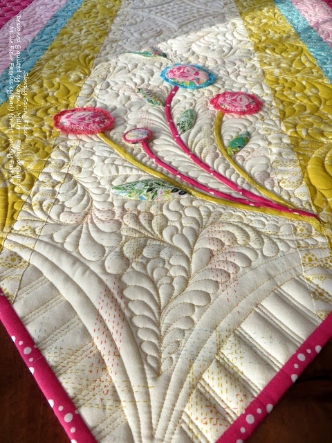 Karen S Quilts Crows And Cardinals Simply Spring Millie