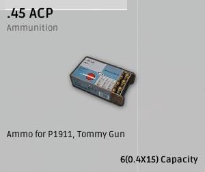 .45 ACP патроны