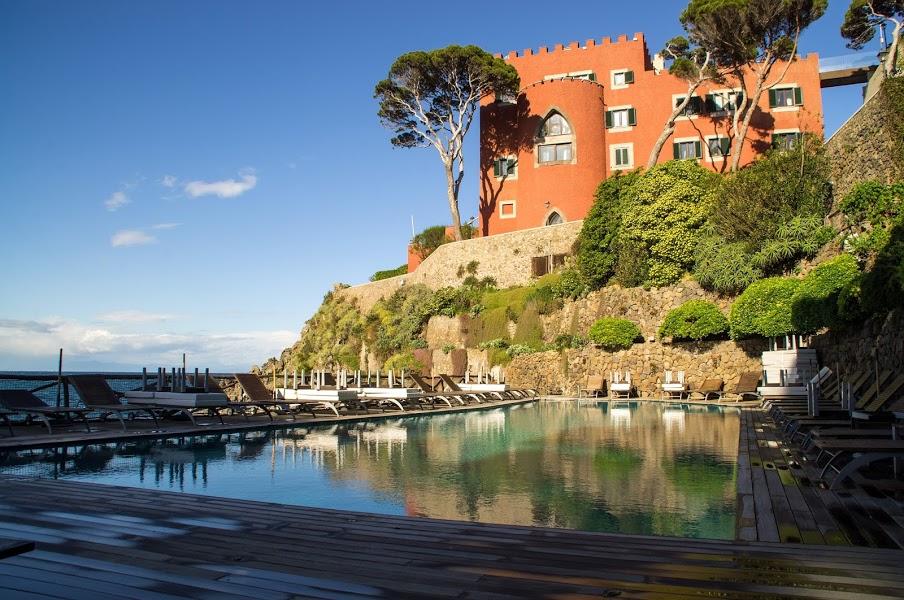 Mezzatorre Resort and Spa Ischia Italy