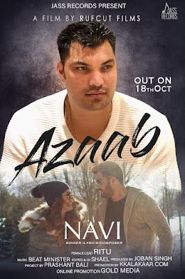 Azaab Lyrics - Navi