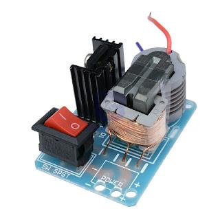 DIY générateur haute tension fait soi-même  15KV MILENA-SPB.COM