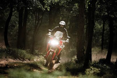 Off Road Africa Twin
