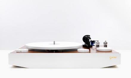 GPinto ON (Old / New) Turntable | Der erste Plug and Play turntable im High-End-Bereich
