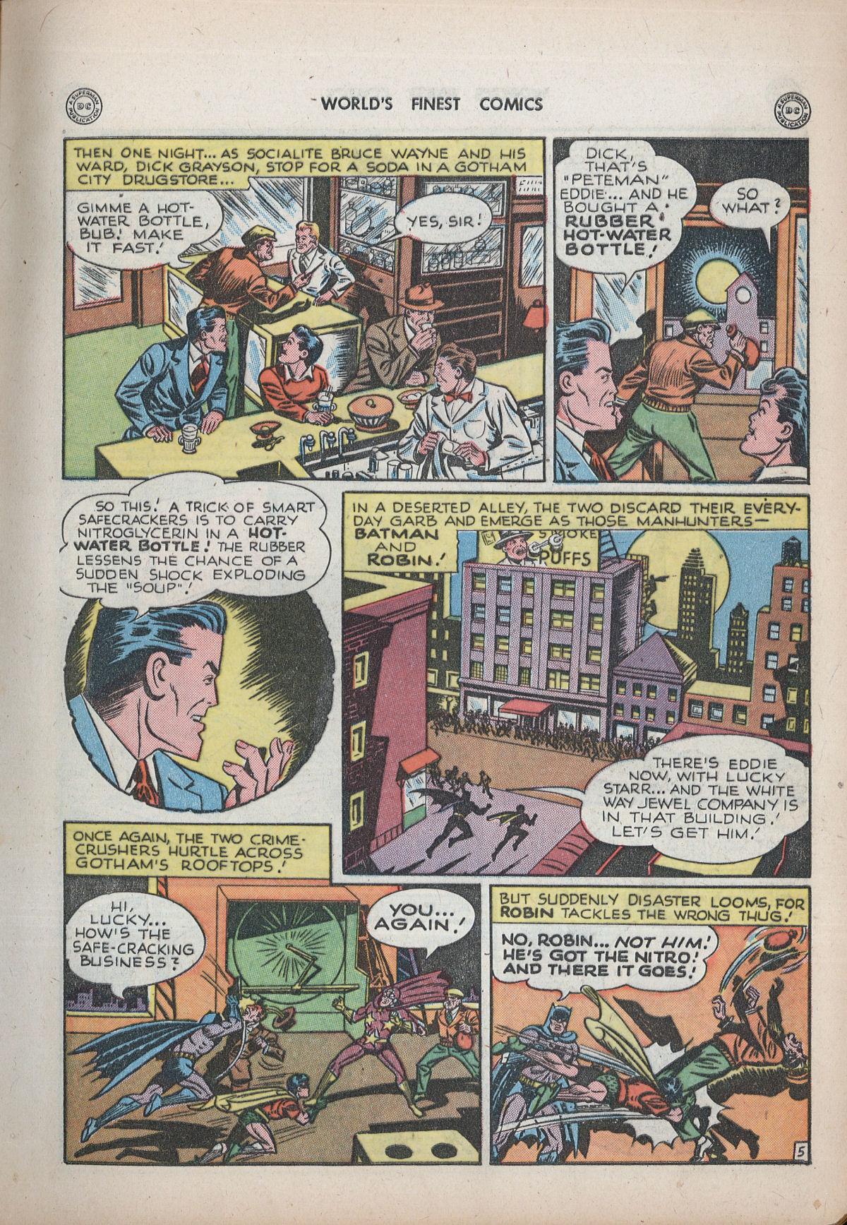 Read online World's Finest Comics comic -  Issue #32 - 7