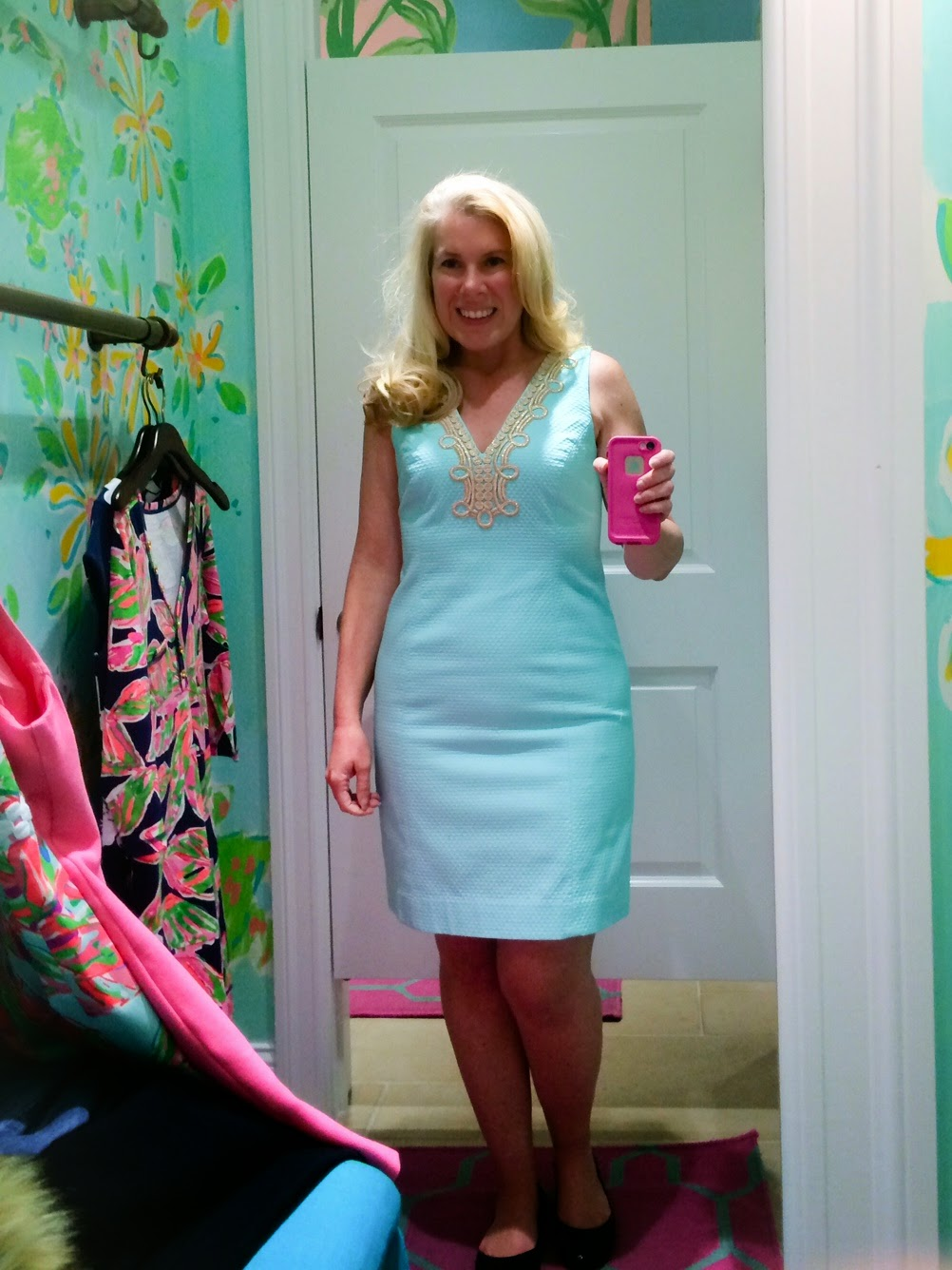398f7eef805d09 Maryland Pink and Green: Lilly Pulitzer Spring Fit Guide & Review