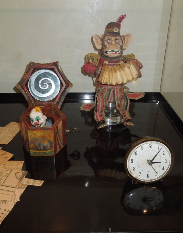 Vintage toy props The Conjuring