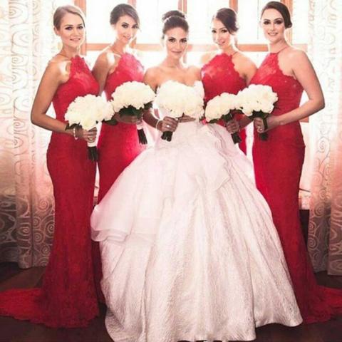 Good Bye Clone like Dresses: Rock Free Style Bridesmaid Dresses 1