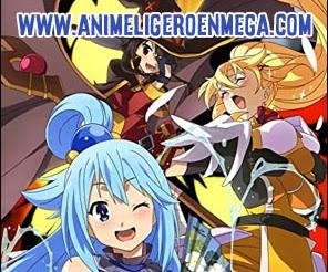 Kono Subarashii Sekai Ni Shukufuku Wo! 2: Todos los Capítulos (10/10) + OVA (01/01) [Mega - MediaFire - Google Drive] BD - HDL