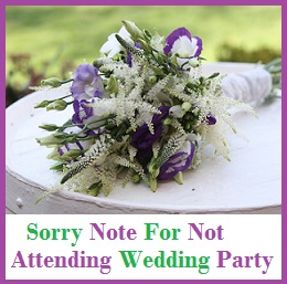 Sorry messages not attending birthday party not attending birthday party ccuart Choice Image
