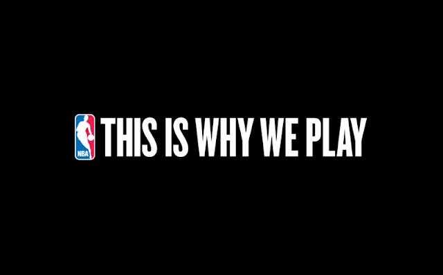 Slogan NBA, This Is Why We Play