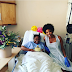 TV Actress Relebogile Mabotja spends her 31st birthday in hospital