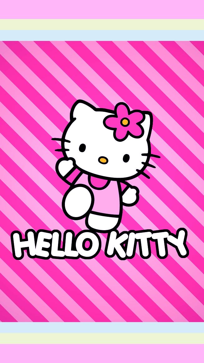 Gambar Hello Kitty Menari Terkini Ban