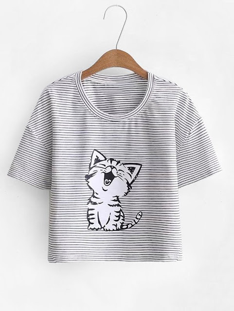 Kawaii Shirts You Need In Your Life! - cat shirt