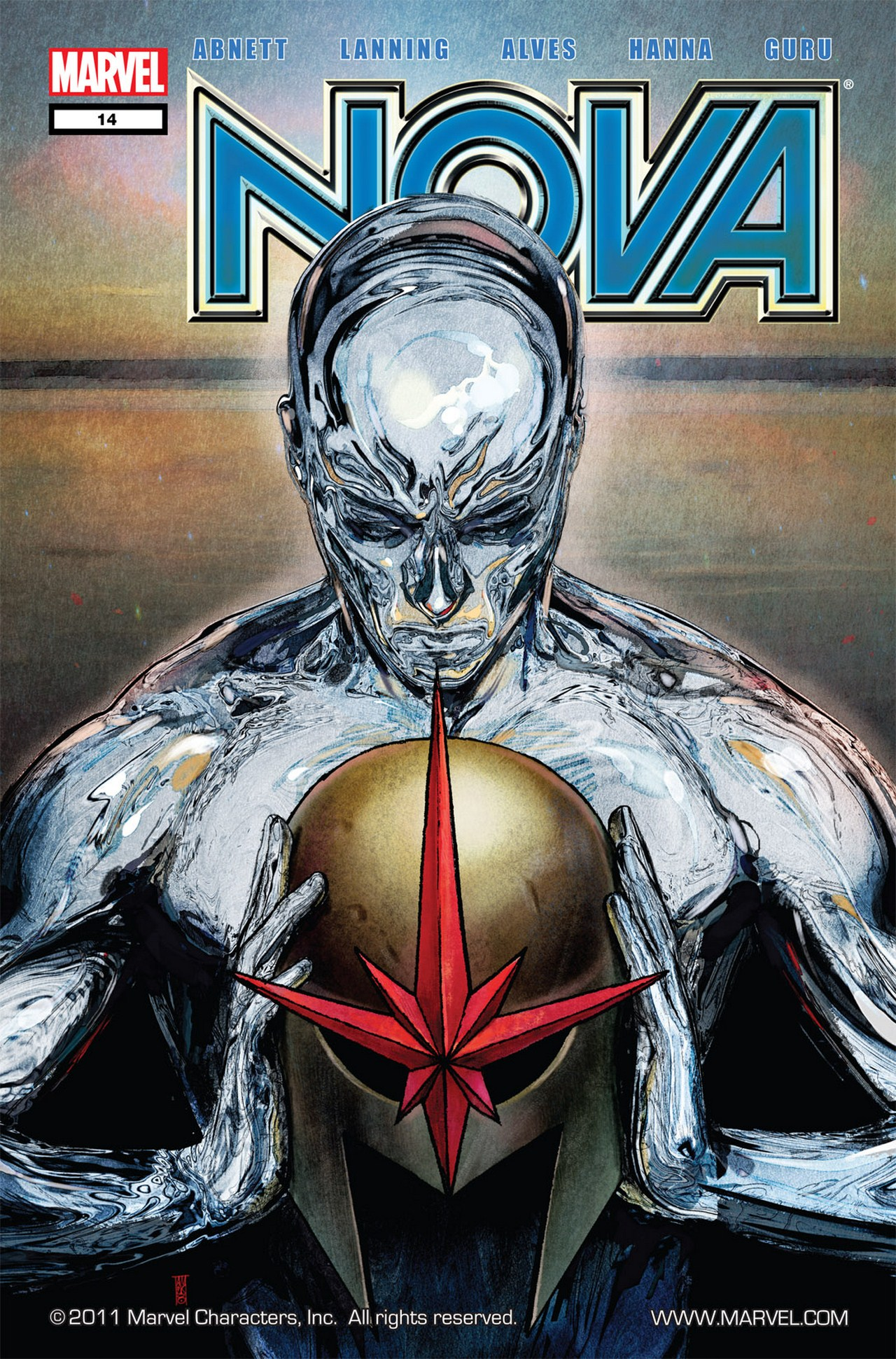 Nova (2007) issue 14 - Page 1
