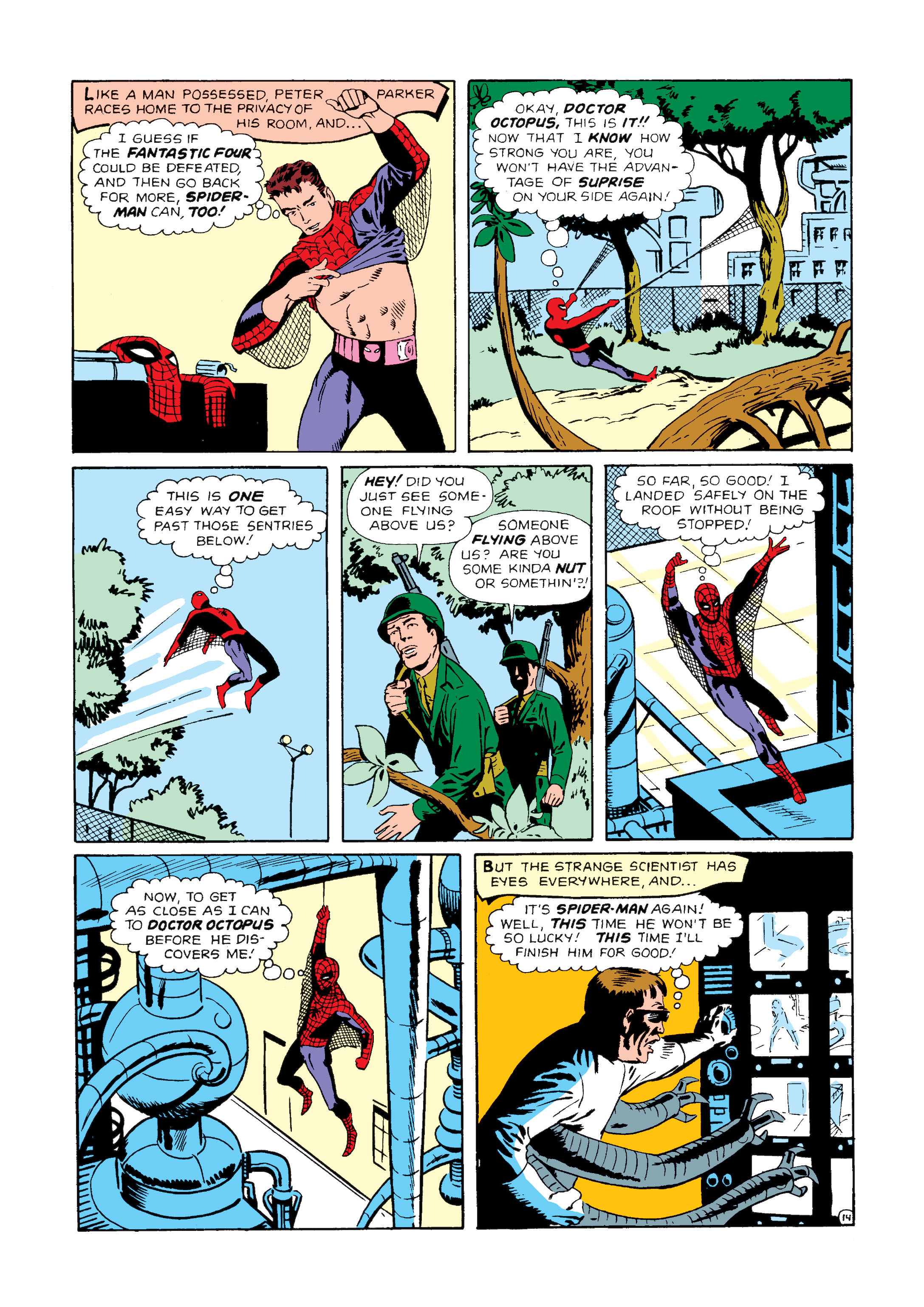 The Amazing Spider-Man (1963) 3 Page 14