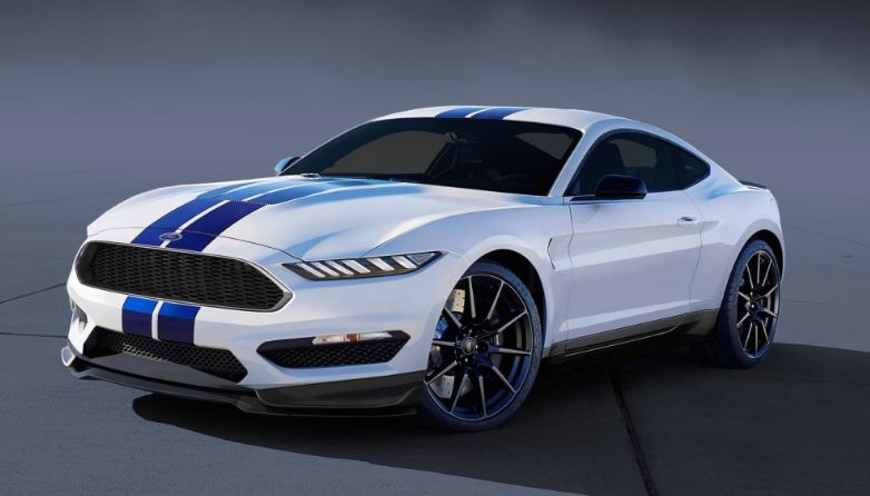 2020 Ford Mustang Concept
