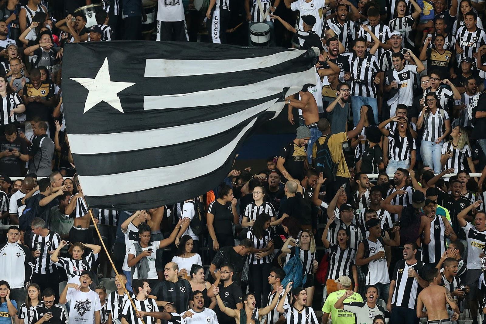 8b0d85f38fa96 O Botafogo e a Sua Dificuldade de Vender Ingressos