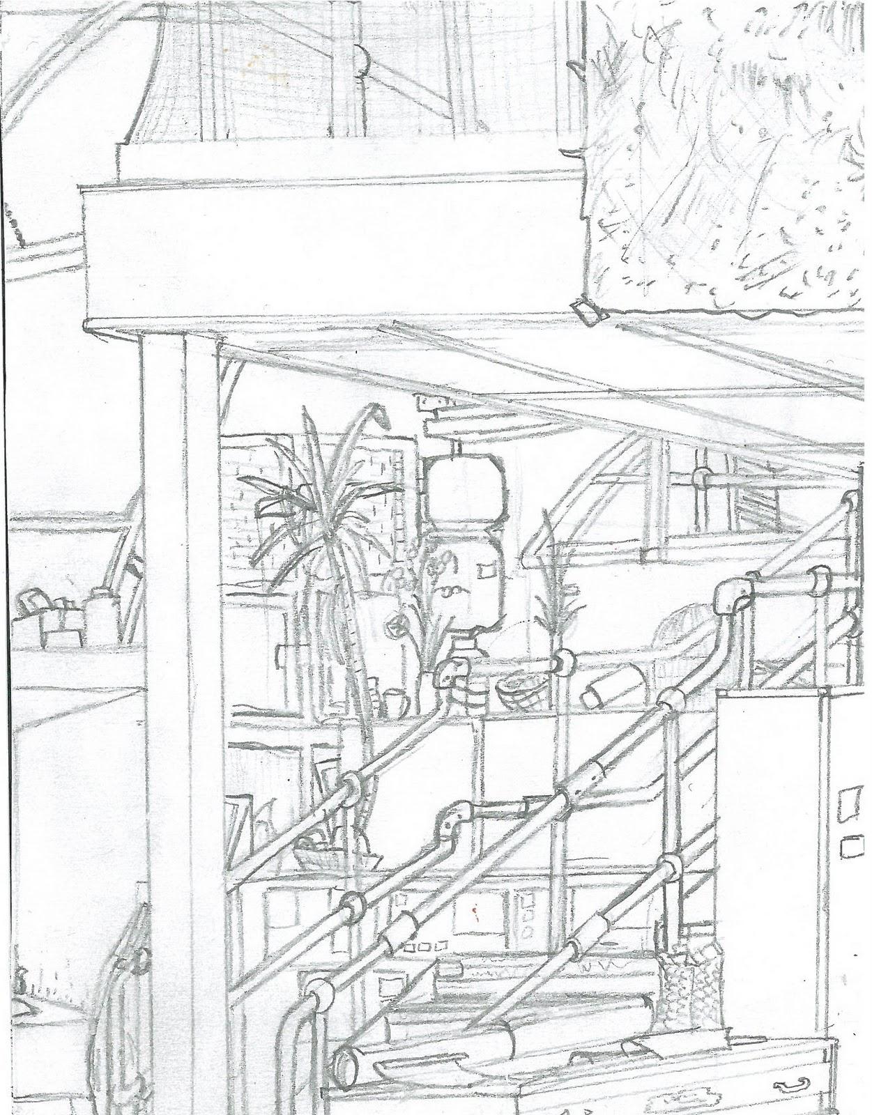 Art Room Drawing: 1074284091