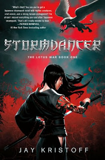 Interview with Jay Kristoff, author of Stormdancer - September 20, 2012
