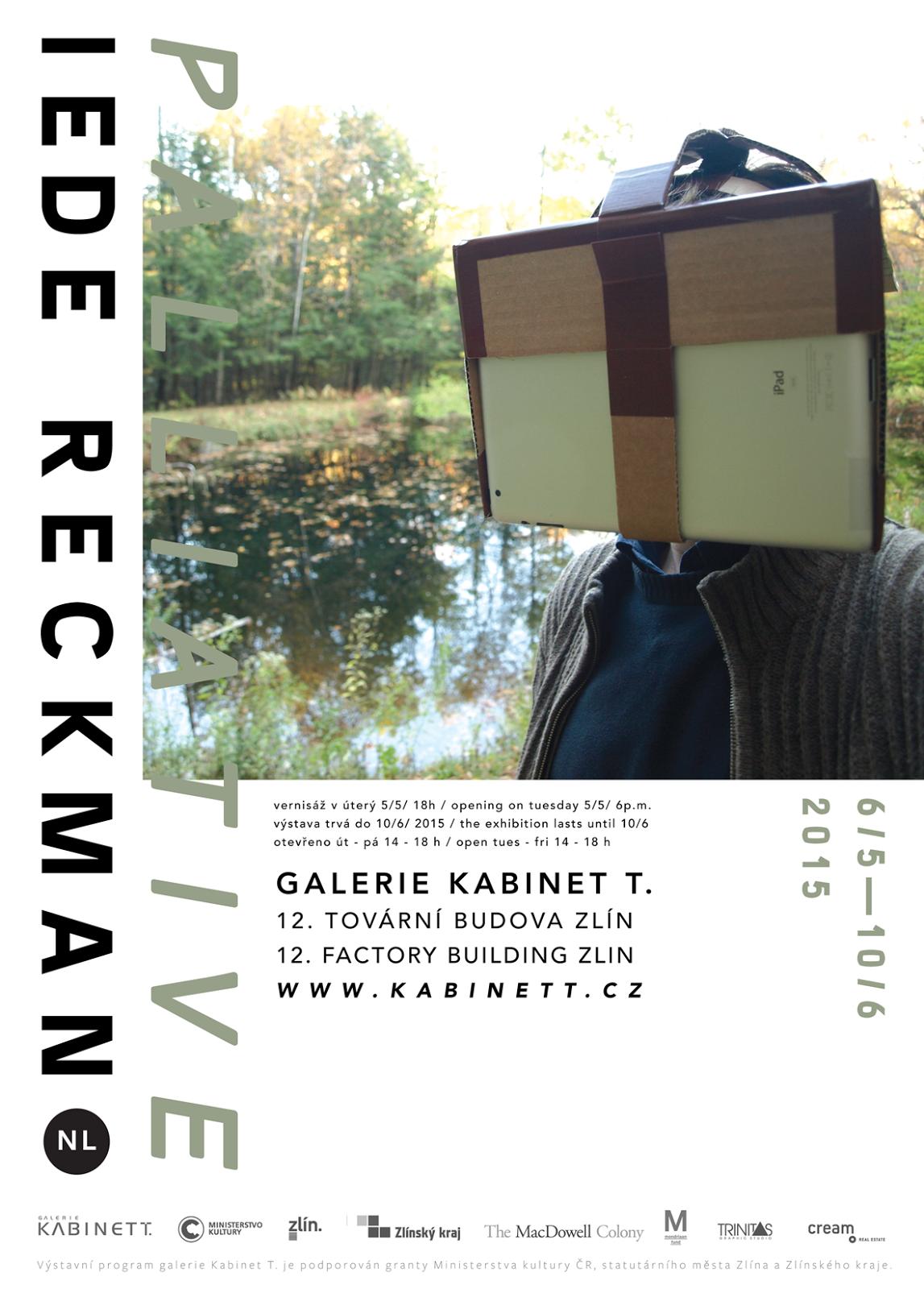 Palliative, Czech Republic, iede reckman, Kabinet T., Zlín, art, Billytown