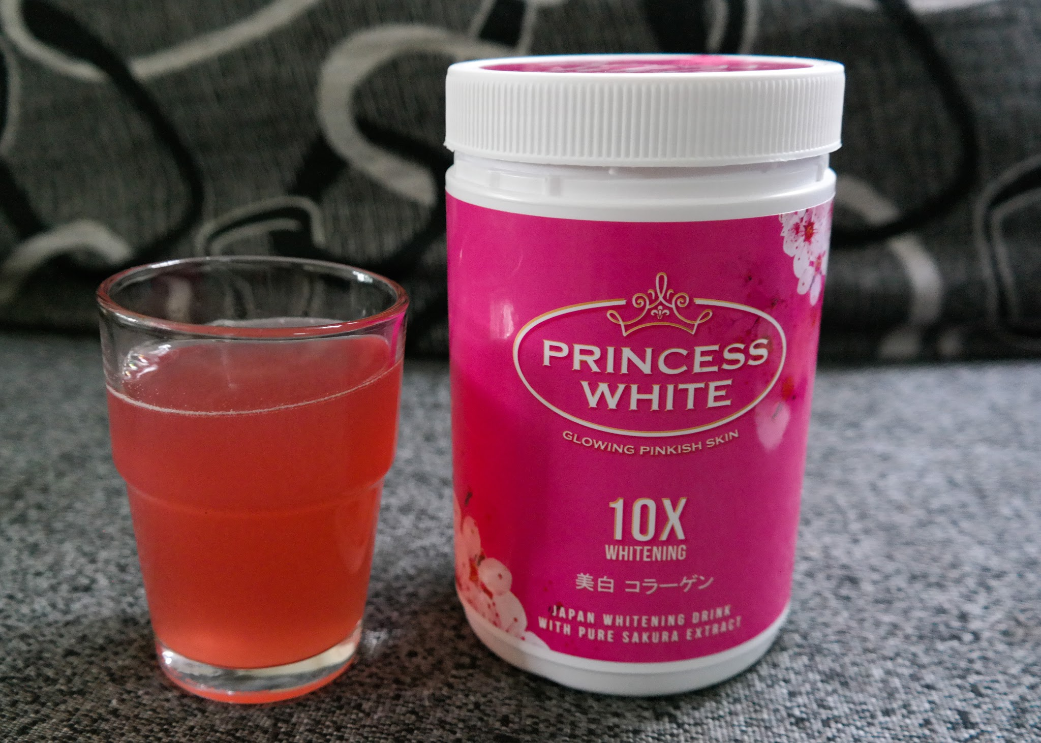 Get the Glowing Pinkish Skin with Princess White, Princess White Whitening Drinks,testimoni Princess White Drinks,acai berry drink, whitening drink, malaysia most seller whitening drinks, malaysia top selling whitening drinks, supplement facts,