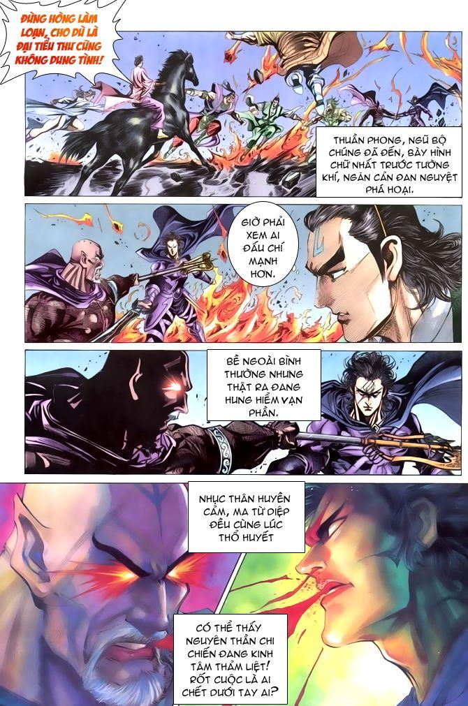 Đại Đường Uy Long chapter 65 trang 29