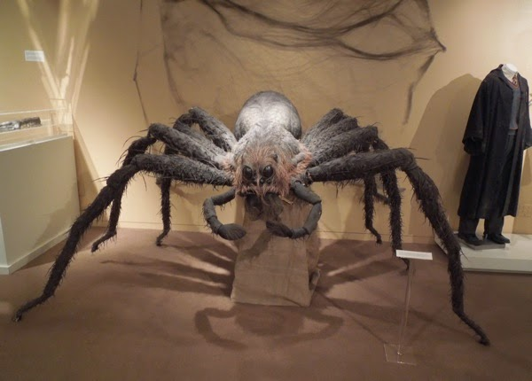 Harry Potter Aragog spider prop