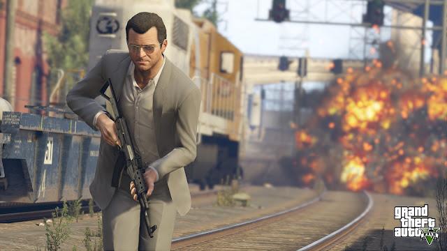 Grand Theft Auto V Versi Online Raih Pendapatan Rp 6,5 Triliun