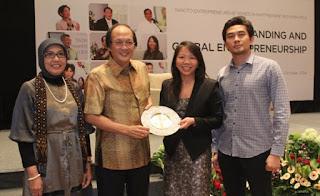 Keluarga Sukanto Tanoto Rutin Menginspirasi Para Wirausahawan
