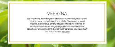 About L'Occitane Verbena