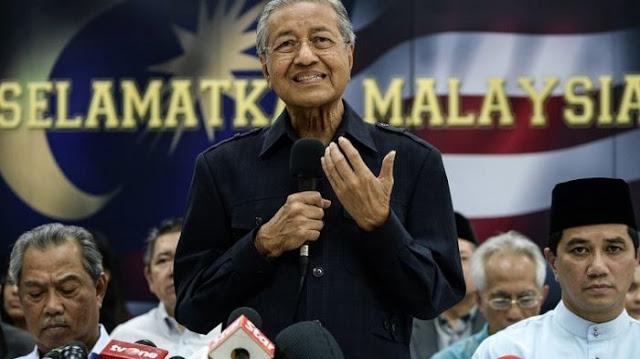 Malaysia Ajak Rakyatnya Urunan Dana Buat Bayar Utang Negara