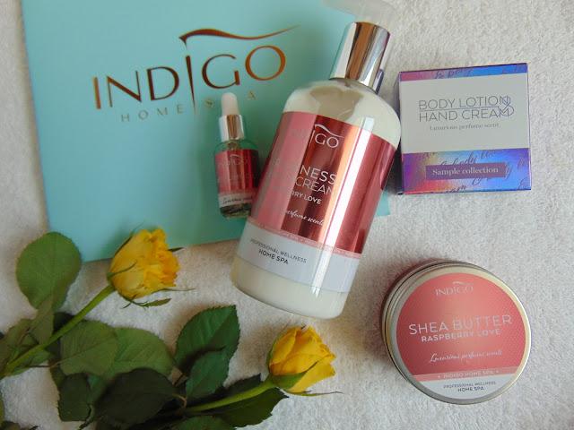 INDIGO Home SPA - Kosmetyki do pielęgnacji Raspberry Love