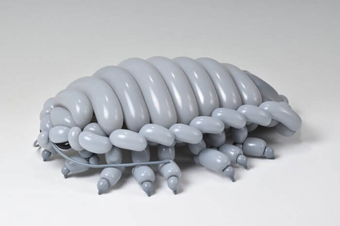 30 Perfectly Detailed Balloon Sculptures Of Animals By Japanese Artist Masayoshi Matsumoto