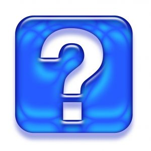 Where to blog Question Mark